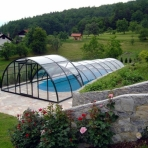 Combiantion pool enclosure 2